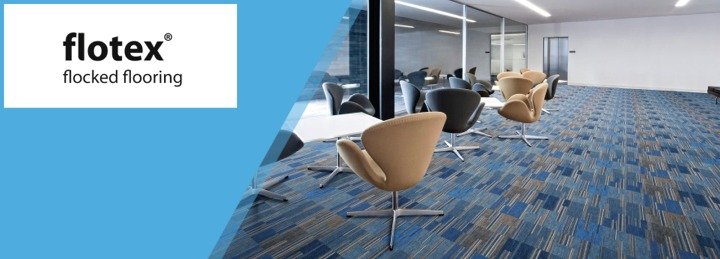 Flotex Carpet Tiles at Surefit Carpets