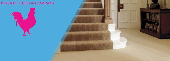 Kersaint Cobb & Company at Surefit Carpets